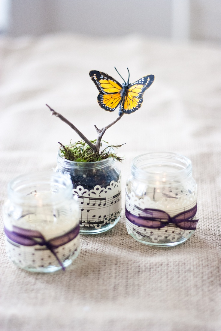 17 Best Images About Diy Mason Jar Amp Glass Makeovers On