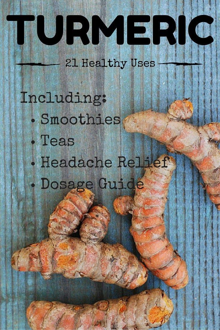 healthy ways to use turmeric