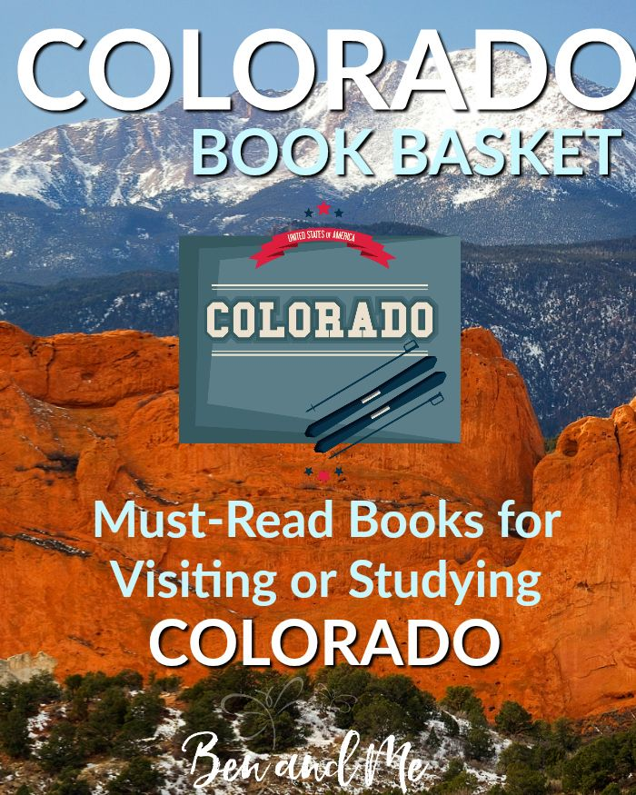 Notebooking Across the USA — Colorado Unit Study