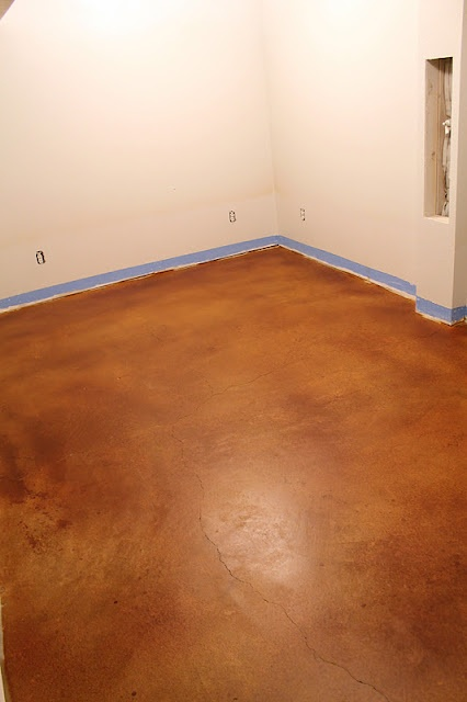 DIY - Concrete Floors