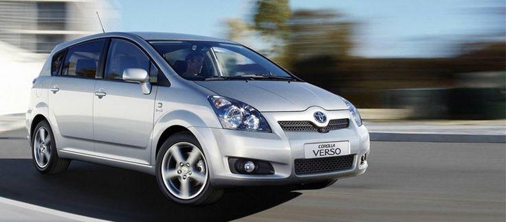 Nice Toyota Corolla 2017: Toyota Corolla Verso...