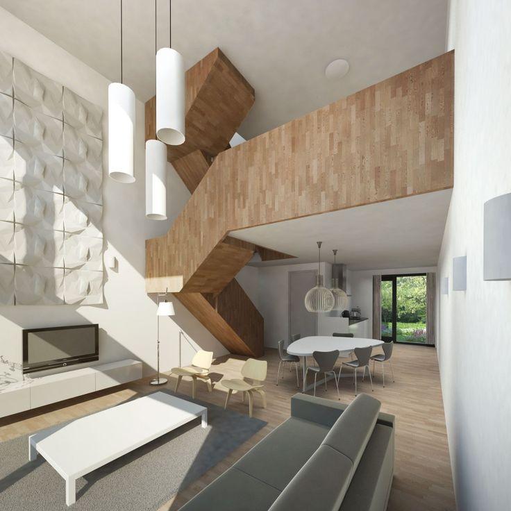 Als je een woonkamer, keuken, slaapkamer of andere ruimte in huis hebt die een hoog plafond heeft dan vereist dat iets meer creativiteit en moeite bij het inrichten. Waarom? Omdat…