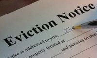 Write-In Eviction Notice