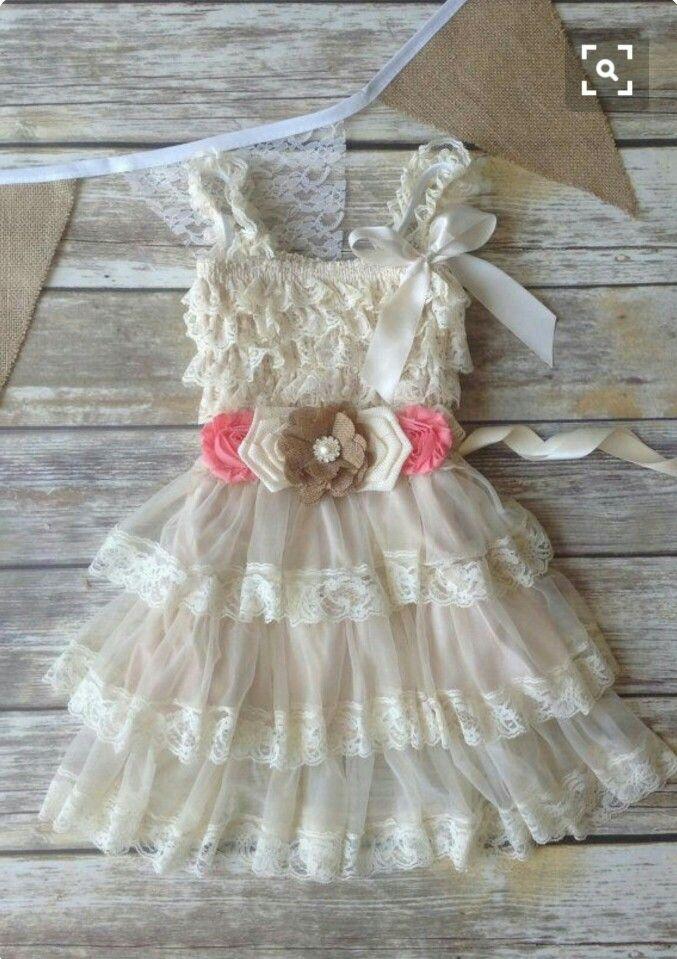 Best 25  Rustic flower girl dresses ideas on Pinterest | Toddler ...