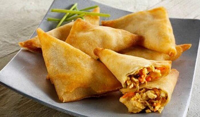 Resep Samosa Daging Hidangan Lezat Nusantara Samosa Resep Resep Masakan