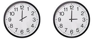 MI TIEMPO: El cambio horario más temido