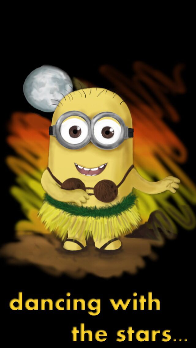 Dancing With The Stars Minion