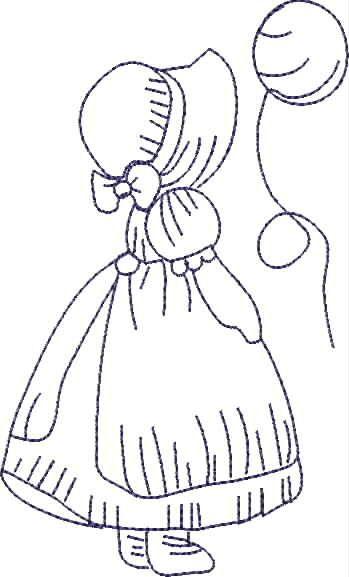 Sun Bonnet One