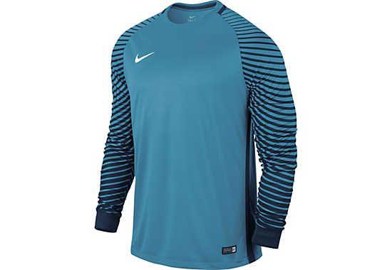 Nike Gardien Goalkeeper Jersey in current blue colorway. Buy it from SoccerPro.