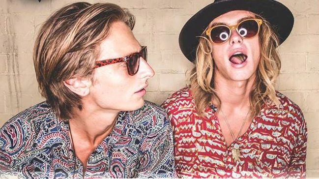 CBB Chat With Lime Cordiale