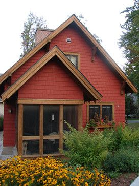 Leech Lake 2 Exterior Entry Rustic Exterior