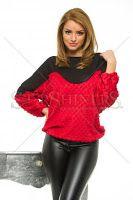 Bluza MissQ Fancy Discover Red (MissQ)