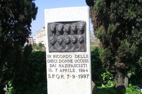 Eccidio Ponte dell'Industria a Roma