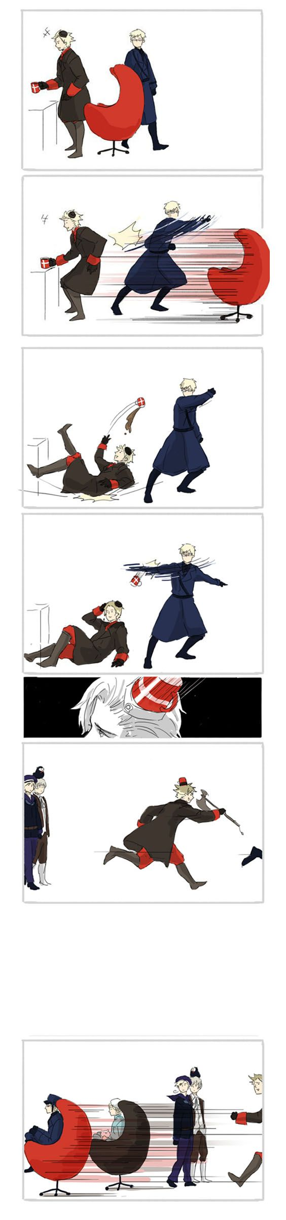 zerochan/Axis Powers: Hetalia/Nordic Countries/#942197