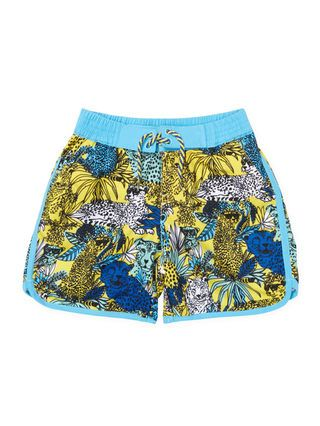 Little Marc Jacobs Printed Surfer Shorts