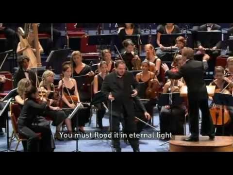 BBC Proms 2009: (1/3) Mahler Kindertotenlieder - GMJO, Matthias Goerne, Jonathan Nott