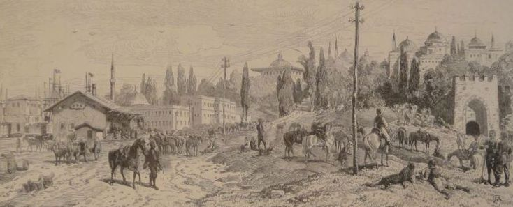 Istanbul, Late 19th Century