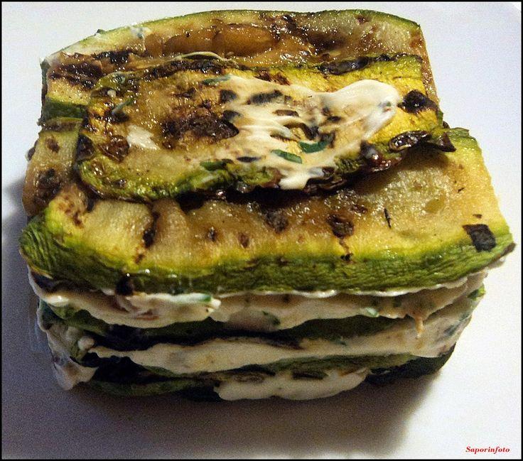 SaporInfoto: Millefoglie di Zucchine