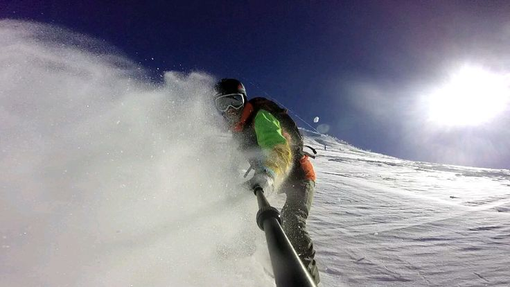 Revelstoke Mountain Resort powder!!