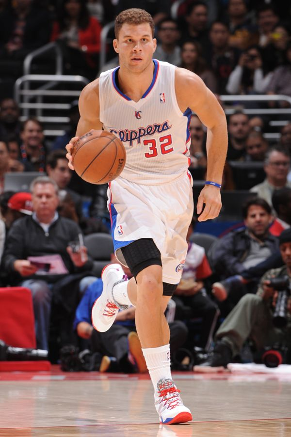 Blake Griffin Los Angeles Clippers  -- #ProBasketballLAClippers