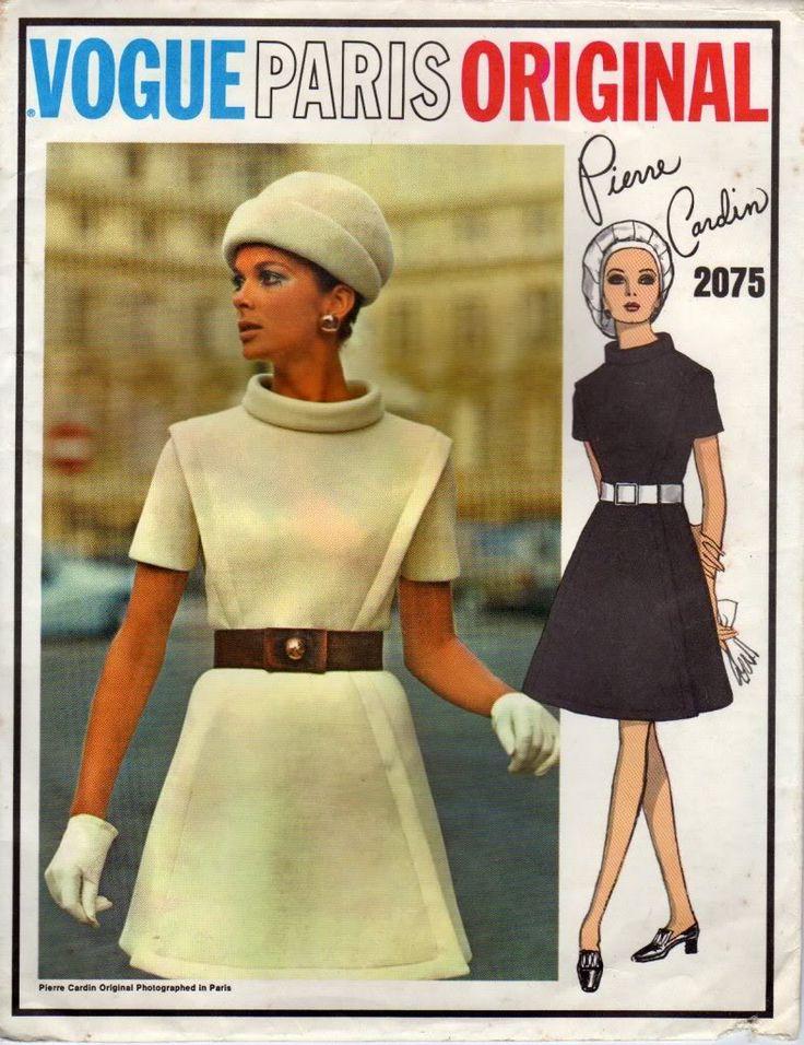 Vintage Sewing Pattern PreFall 2014 Inspiration