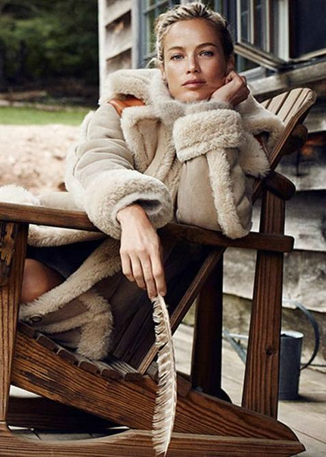 Carolyn Murphy for Muse Magazine                              …