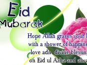 Eid Wallpape and Eid Cards 2011 wallpapers