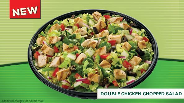 You can still enjoy Subway when avoiding carbs & gluten--now, you can turn any sub into a chopped salad!