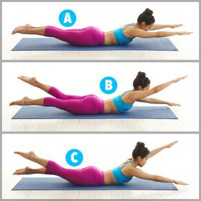 If you're missing these four moves from your Pilates routine, you have to give them a try!