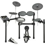 Electronic Drum Kit, Includes: DTX500 drum trigger module, DTP520P pad set, DTP520C cymbal pad set and the RS500 assembled rack