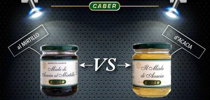 ...Chi vince?! #cucina #tavola #mieli #mirtillo #acacia #caber #sfida