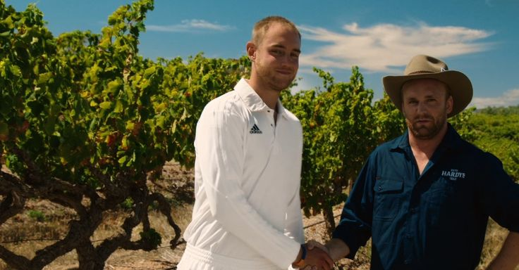 """Read more: https://www.luerzersarchive.com/en/magazine/commercial-detail/hardys-wine-60931.html Hardys Wine Hardys """"Hand Shake""""# A series of short spots in which it's obvious that the Aussie actors featured are less than enamored by the fact that Australian winemakers Hardys are 'proud' sponsors of the England cricket team, their arch-enemy. Reactions range from evident reluctance to outright disgust. Tags: Jamie Buckingham,Dave Woodall,McCann Central,Plaza Films, Surry Hills,Vince…"""