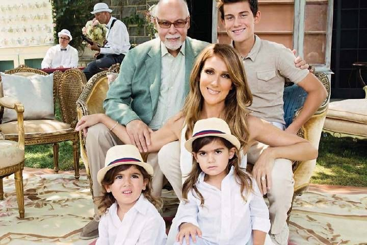 Celine Dion used 'Up' to explain René Angélil's death to her kids