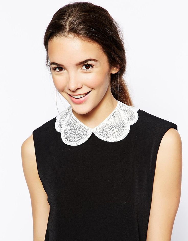 Image 4 of Erin Elizabeth For Johnny Loves Rosie Keevy Dancing Sequined Collar