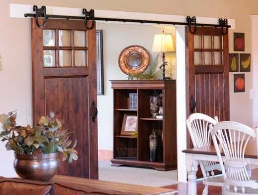 Image Detail For  Friday Finds: Interior Sliding Barn Doors} « Hirshfieldu0027s  Color Club
