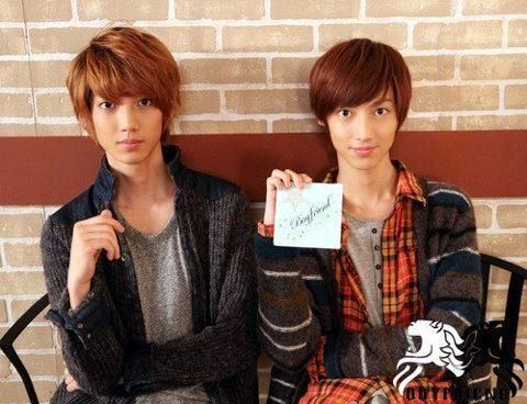 Youngmin and Kwangmin oppa, I love You :*