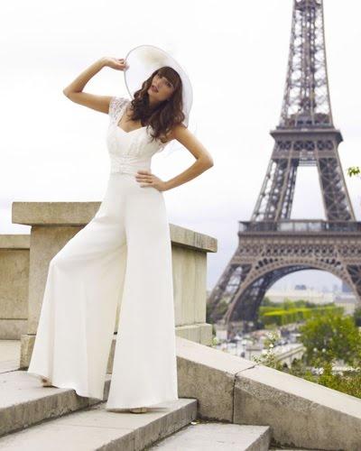 17 Best Images About WEDDING GOWNS-Pant Suit On Pinterest
