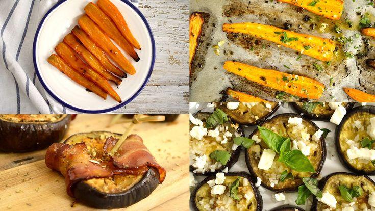 Τέσσερις διαφορετικοί τρόποι που μπορώ να ψήσω τα λαχανικά ώστε να μην τα…
