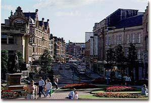 downtown paisley scotland today