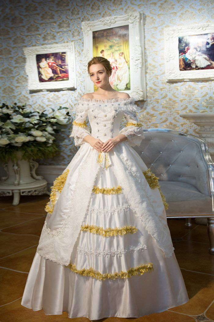 184 best Marie Antoinette Dresses images on Pinterest ...