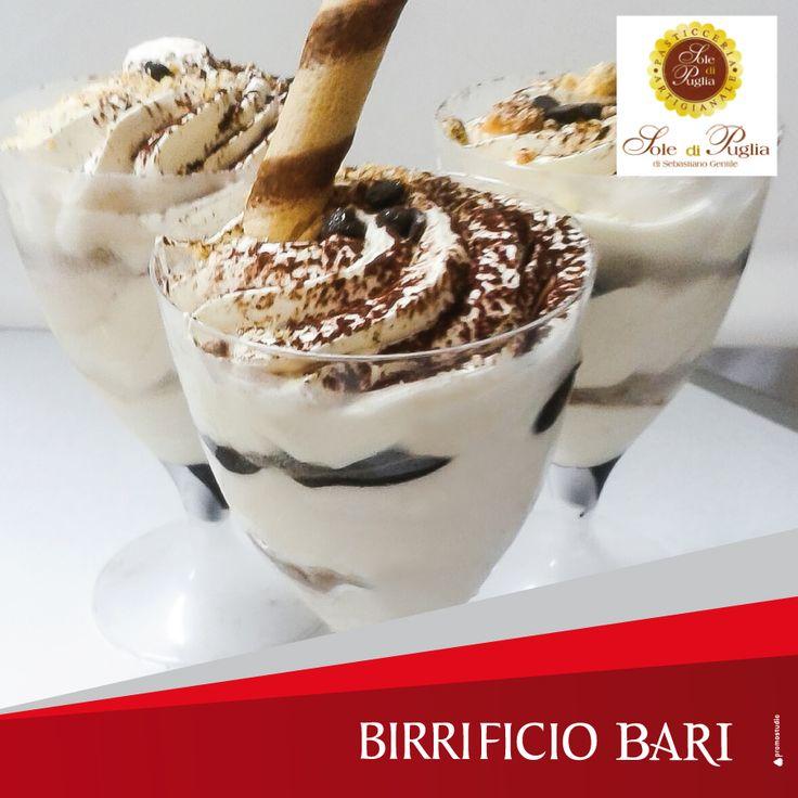 Birramisù con al nostra stout al caffè Birra San Nicola - 1087 - Arabica - Selezione Saicaf