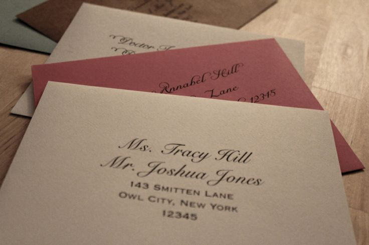 Addressing Wedding Invitation Etiquette: 47 Best Printable Invitation Images On Pinterest
