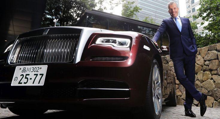 Rolls-Royce Keeps Opening More Dealers In Japan