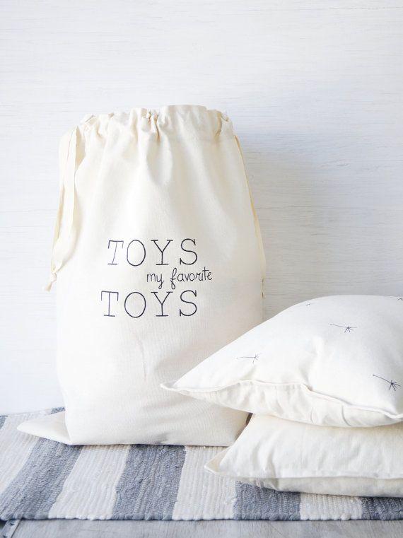 Large toy storage basket. Handmade home decor. Nursery room. Modern Kids room. Scandinavian interior design. Toy organizer. Etsy