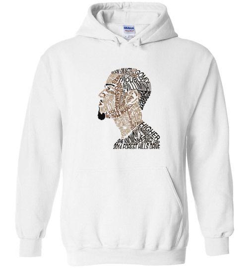 nice J.-Cole Unisex hoodie