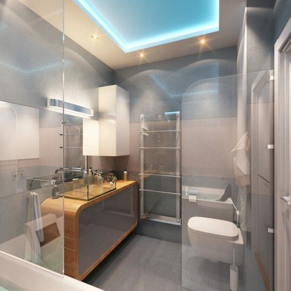Apartment Bathrooms Ideas Bathroom Designs: 3 Distinctly Themed Apartments Under 800 Square Feet With Floor Plans