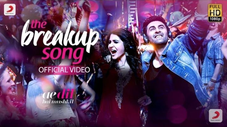 The Breakup Song HD Video by Arijit Singh and Badshah from Ae Dil Hai Mushkil