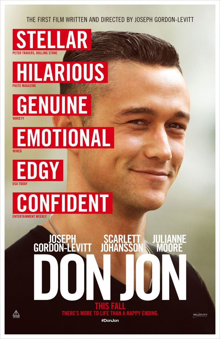 Best Movies of 2013: Don Jon- @erika morales  lets watch this!