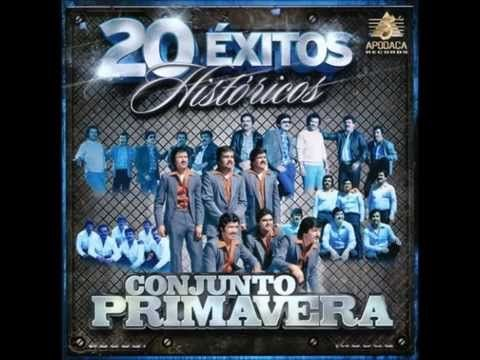 Conjunto Primavera Disco completo Corridos sin nombre 1981 - YouTube