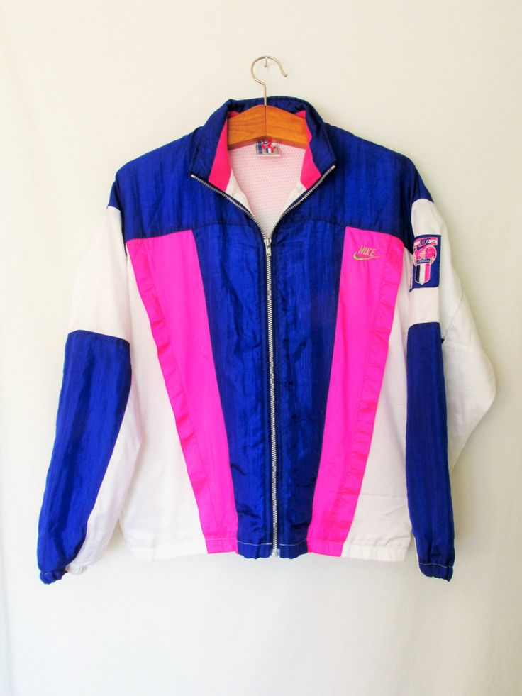 34 best Vintage Windbreaker Jackets images on Pinterest | Vintage ...